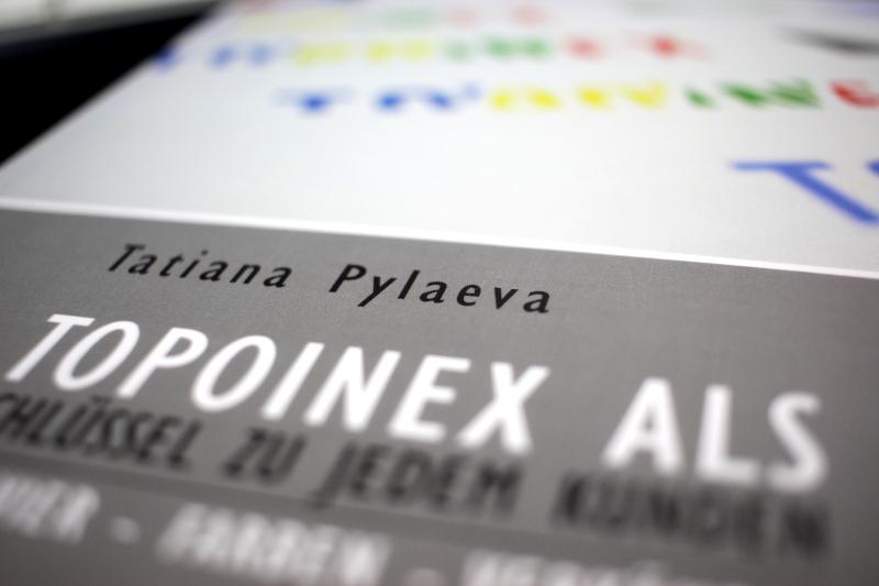 Bild zum TOPOINEX als Schlüssel zu jedem Kunden: Print-Ausgabe